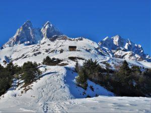 Svaneti ski tour
