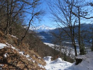 Svaneti Snowshoeing